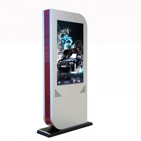 55寸 SP-760 视派户外落地触控显示一体机