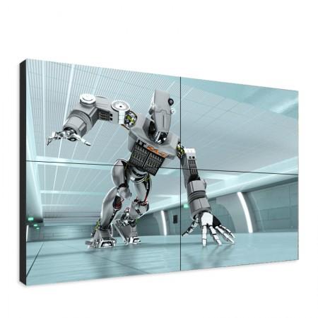 SP-X55-1.7-700 视派 55寸三星无缝液晶拼接墙1.7mm拼缝 700亮度